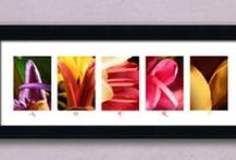 Decorating with Letters / Personalized Name Art Decorating Ideas