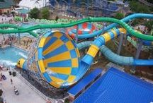 We LOVE Waterparks! / Water slides, water rides, pools, tubing, and adventure from all across the world!