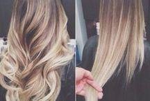 Hair / by Alexa Applez