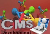 CMS Development / Evince Development Provides CMS or a 'Content Management System' quite literally allows you to control and manage the content within your web site - without technical training. CMS website development services firm in India to help you manage tonnes of content online easily by Joomla, Drupal or Wordpress. Call us at 079 40304512
