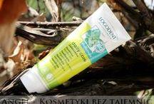 Kosmetyki w NATURZE / Zdjęcia produktów które wyszły na spacer :)