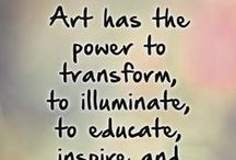 Art Quotes / Interesting Saying and Philosophy about ART