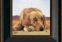 Pet Art  / Perfect way to decorate with your beloved pets!