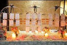 DETALLES DE BODAS / Detalles de decoración, centros de mesa, sitting