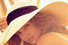 Summer Hats / Dive into the world of glamorous summer hats! Explore styles from around the globe!