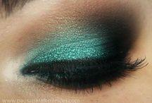 Make-up - dramatic