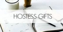 Hostess Gifts / Special gift ideas to the one hosting a holiday party.