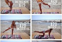 ABS - workout - pilates