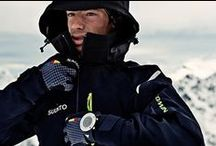 Suunto Ambassadors / Suunto Ambassadors are seasoned adventurers, athletes and explorers, who have put our products to test in the most demanding conditions and through the most challenging races.