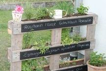 Idées jardin / Des idées insolites et pratiques pour vos jardins.