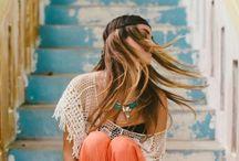 Gypsy, Bohemian & Hippie Style