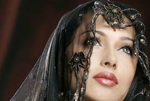 beautiful head coverings