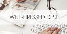 Well-Dressed Desk