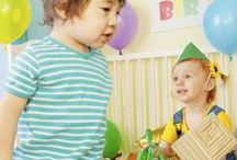 Goûter d'anniversaire / Quelques idées pour organiser un goûter d'anniversaire
