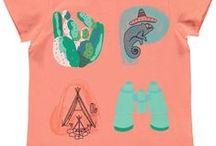 Vêtements bébé mixte / Sélection shopping de vêtements pour bébé qui iront aussi bien aux filles qu'aux garçons