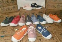 Mode-Chaussures enfants mixtes / Une sélection shopping de chaussures qui iront aussi bien aux filles qu'aux garçons