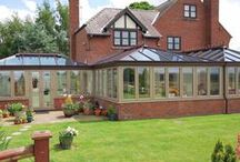 Conservatories / At Crystal Living, we have been enhancing homes across the North West for over 25 years. In that time, we have designed and built many bespoke conservatories that have enabled our customers to change the way they live. We are proud of our excellent reputation and love transforming family homes with hardwood, aluminium and uPVC conservatories – providing homeowners with the stylish space they need.