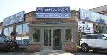 Crystal Living Showroom / If you are in or around Poynton, why not pop in to see the wonderful team at Crystal Living. We are well equipped to assist you with all your home improvement queries.