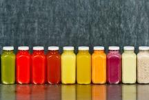 100% Organic Cold-Pressed Tonics