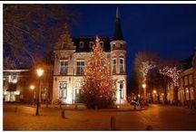 Noordwijk, Leiden en Beuningen / Mijn geboortedorp, opgroei-stad en huidige woonplaats