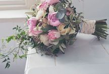 Wedding colours: Perfect pinks and lovely lilacs / All things pretty in pink, ideas and inspiration for pink and lilac wedding flowers and wedding decor