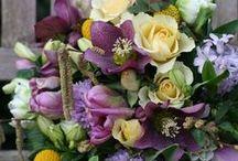 Spring Wedding Flowers / Ideas & inspiration for seasonal spring flowers
