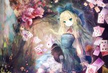 アリスの国 / 不思議の国のアリス。アリスのための世界。