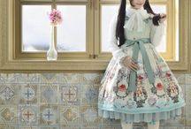 ロリィタの世界 / lolita。甘ロリ。クラシック。デコラさんも。