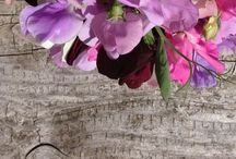 Wedding flowers: Sweet Peas / My favourite flower!!