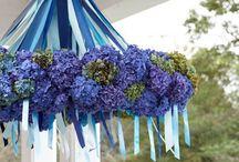 Wedding flower: Hydrangeas / Ideas for floral designs with hydrangeas