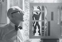 LE CORBUSIER / Architecture has nothing to do with different styles.  -- Le Corbusier