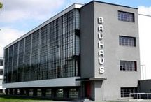 Bauhaus Architecture /  ARCHITECTURE of BAUHAUS  Architectural works by the teacher or students of  Bauhaus