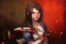 Alice / alice madness