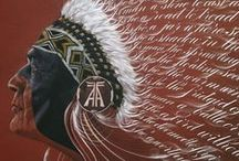Native American Wisdom and Art / Native American Wisdom and Art --- Ceremonies, Legends and Folklore / by Matthew Smith