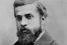 ANTONI GAUDI / one of the most original architectural talents of all time.