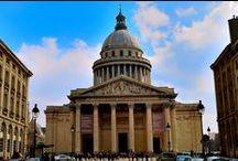 France_18th cent._Arch. / Important Architects: Ange-Jacques Gabriel (1698-1782). Jacques Germain Soufflot (1713-80). Claude Nicolas Ledoux (1735-1806). Charles de Wailly (1730-98). Henri Pitot (1695.1771). Etienne Louis Boullée (1728-99). Jacques Gondoin (1737-1818). Marie Joseph Peyre (1730-85). Pierre Rousseau (1751-1810).
