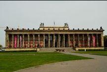 Germany_Arch._1740-1890 / Neoclassical and Nineteenth Century Architecture of Germany. Important Architects: Georg von Knobelsdorff (1699-1753). Carl Gotthard Langhans (1732-1808). Karl Friedrich Schinkel (1781-1841). Johann Heirich Strack (1805-80). Friedrich August Stühler(1800-65).  Gottfried Semper (1803-79). Leo Von Klenze (1784-1864). Friedrich Von Gärtner (1782-1847).