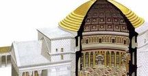 Models / Iconic Arch. / Architectural models of the historical and famous buildings.