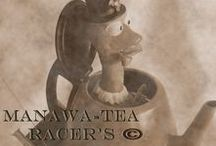 Manawa-Tea Racers / Palmerston North's Very own League of Racing Teapots !