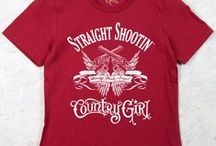 Womens Apparel / by Country Girl