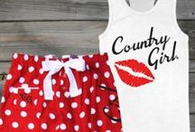 Country Girl Combos / by Country Girl