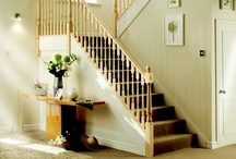 Joinery - Stairs / Stairs are much more than just a way of getting between floors. Smart, elegant or even spectacular wooden staircases can be one of a home's most attractive features. As leading timber merchants and trade suppliers, Magnet Trade can deliver a wide range of stair parts such as spindles, newels, handrails and balustrades – including the superb Fusion range by Richard Burbidge.