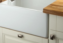 Sinks & Taps / The sink is an integral part of every kitchen and today's trade kitchen sinks and taps are expected to be stylish as well as functional and affordable. Take your pick from cool stainless steel sinks, elegant ceramic sinks including the classic Belfast sink, and the latest ultra-stylish composite sinks too – with classic 1.0 bowl and innovative 1.5 bowl options. And be sure to complement your selection with matching mixer taps or pillar taps from our extensive kitchen taps collection.