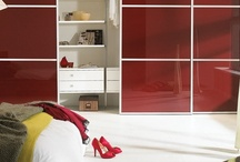 Joinery - Sliding Doors / Thinking of updating a bedroom with new or replacement fitted wardrobes? Magnet Trade offer an extensive and versatile range of sliding wardrobe doors, including made to measure doors for the perfect fit whatever size or shape your space. Create a sleek floor to ceiling & wall to wall bedroom storage system that's simply stunning. Traditional freestanding wardrobes just cannot compete with the sheer quality and versatility of storage our sliding wardrobe storage systems provide.