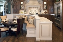 Kitchens, Nooks & Pantries