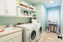 Mudrooms, Laundry & Drop Zones