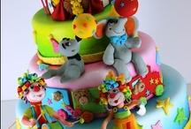 Cakes/ koeke en terte