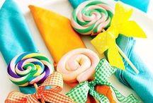 Birthdays & Parties / Love to entertain:)