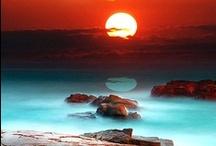 Sunrises ~ Sunsets ~ Sunshines