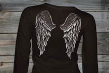 Angel Wings and Flying Things / We think Country Girls should be able to spread their wings - on their shirts ;) / by Country Girl